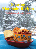 Sharing Mountain Recipes Book Cover