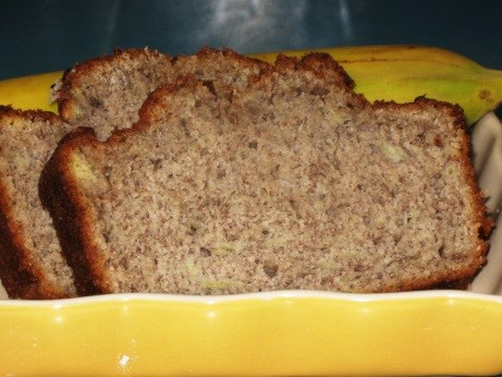 high altitude banana bread